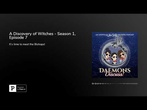 A Discovery of Witches - Season 1, Episode 7