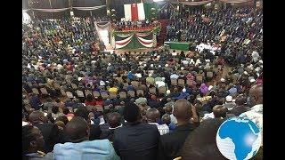 Uhuru Kenyatta launches Building Bridges Initiative report