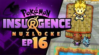 AUGUR'S CITY!! - Pokémon Insurgence Nuzlocke (Episode 16) by Tyranitar Tube