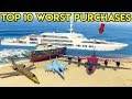 Top 10 Worst Purchases In Gta Online Updated