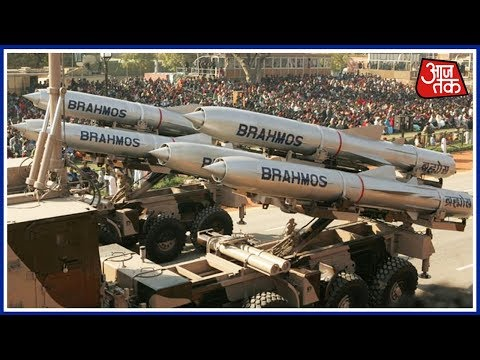 BrahMos Supersonic Cruise Missile Tested Successfully From Sukhoi Fighter Jet