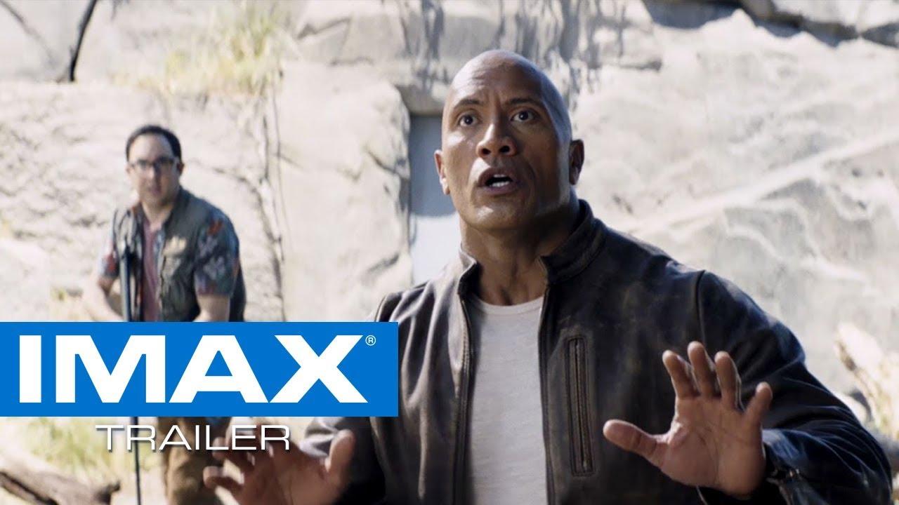 Big meets Bigger in Sci-Fi Action Adventure 'Rampage' (IMAX Trailer) starring Dwayne Johnson, Naomie Harris & More