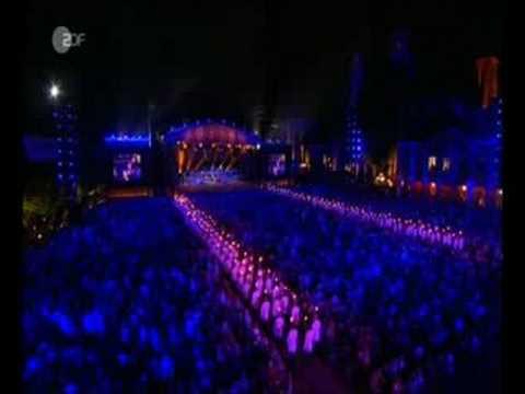 Andre Rieu - Conquest of Paradise (Maastricht 2008) DIGITAL TV