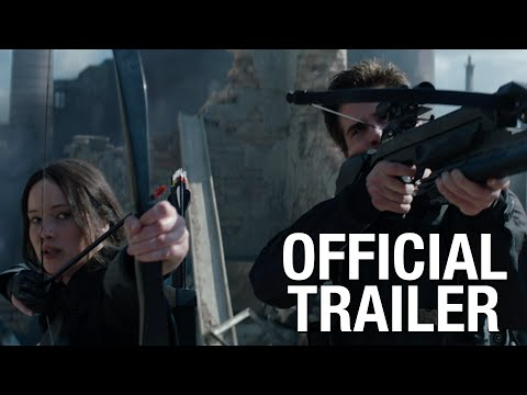 "Lionsgate - The Mockingjay Lives"" New Official Trailer. The Hunger Games: Mockingjay Part 1, In Theaters 11/21. Tickets on sale 10/29! #TheMockingjayLives http://www.Th..."