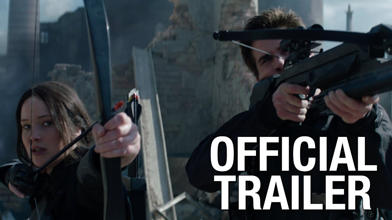 Movie Trailer #2: The Hunger Games: Mockingjay – Part 1 (2014)