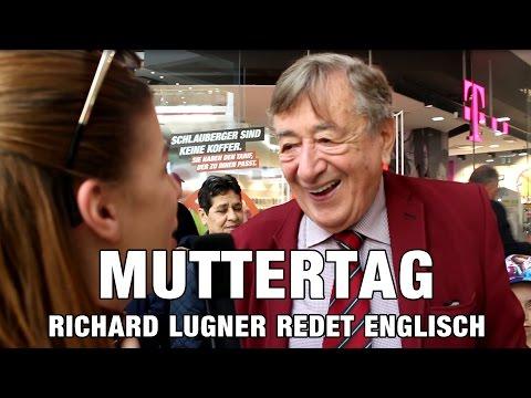 🔴 MUTTERTAG | RICHARD LUGNER REDET ENGLISCH #2 🔴