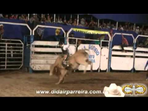 CIA Rodeio Dydayr Parreira (Trombas - 2010) parte 02