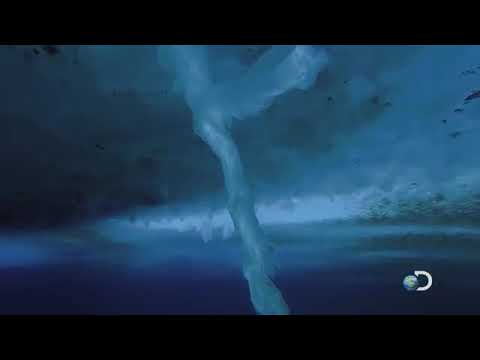 Brinicle - Sinking Brine (Lodowe anomalie morskie i oceaniczne)