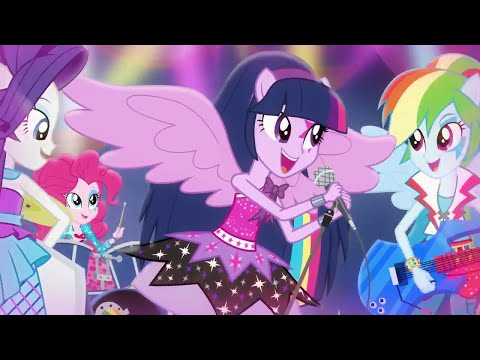 [Turkish] Equestria Girls Rainbow Rocks | Shake Your Tail [HD]