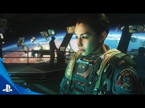 Call of Duty Infinite Warfare Story Trailer