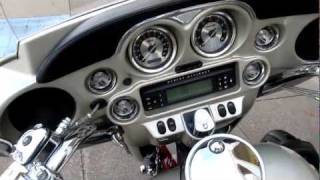 4. 2006 Harley-Davidson Electra Glide Ultra Classic Screamin Eagle Rinehart Exhaust