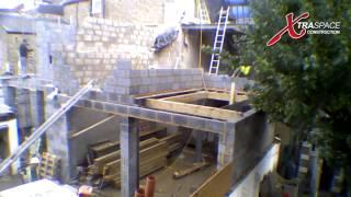 Xtraspace Basement Construction Company Timelapse Video