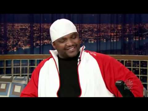 Aries Spears on Conan O'Brien