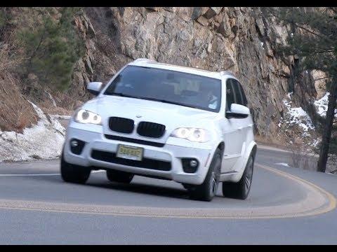 2013 BMW X5 0-60 MPH Mile High Drive & Review