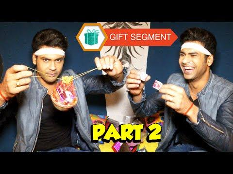 Vishal Singh Aka Shakti's Gift Segment | Begusarai