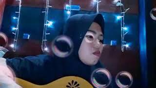 Video Anji- menunggu kamu (cover) by nensi wulandari MP3, 3GP, MP4, WEBM, AVI, FLV Juni 2018