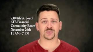 Video made by Perry Sabey Help-Portrait a day dedicated to giving those who cant afford or otherwise obtain a family portrait this season a chance to come get ...