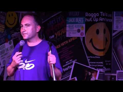 Robin Cousins - Comedy Showcase