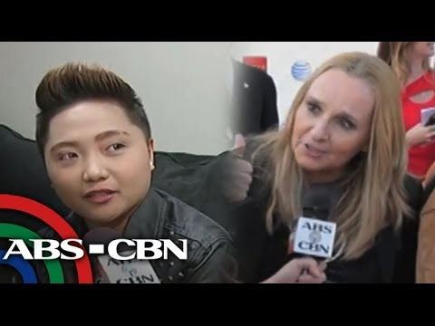 pempengco - Rock star Melissa Etheridge shares her adjustment ever since she came out, she also gave advice to Charice Pempengco. Subscribe to the ABS-CBN News channel! ...