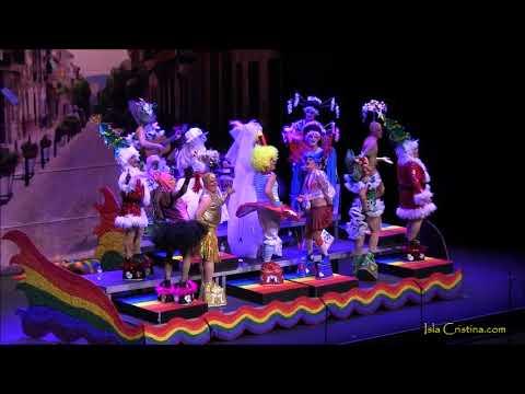 Murga Star Juan El Retorno del Orgullo Gay. Carnaval de Isla Cristina