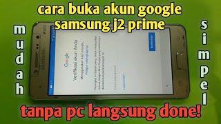 Video Samsung j2 prime lupa akun google (remove frp solution) MP3, 3GP, MP4, WEBM, AVI, FLV September 2019