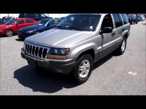 2002 Jeep Grand Cherokee Laredo Walkaround, Start up, Tour and Overview