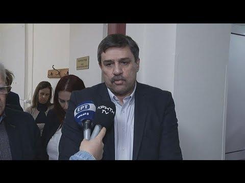 Εγκαινιάστηκε από τον υπουργό Υγείας η ΤΟΜΥ Αγίου Νικολάου