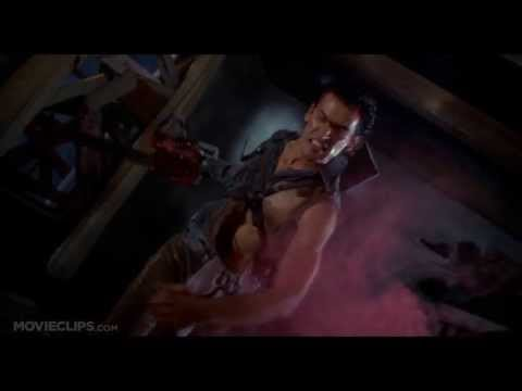 One of the best scenes of the Evil Dead 2 (1987)