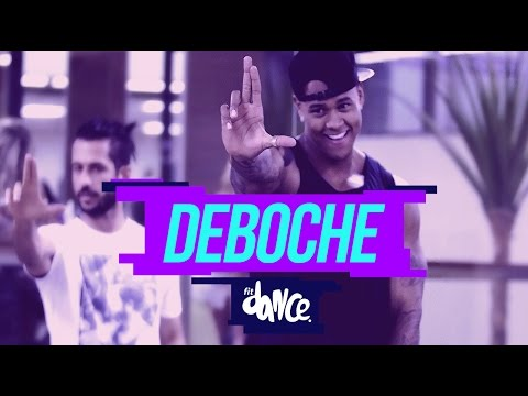 Léo Santana - Deboche - Coreografia | Choreography - FitDance