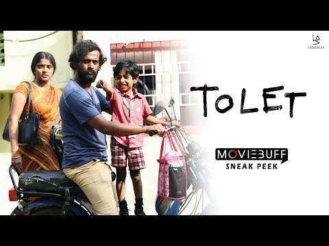 Tolet - Moviebuff Sneak Peek | Santhosh Sreeram, Sheela |  Chezhian Ra