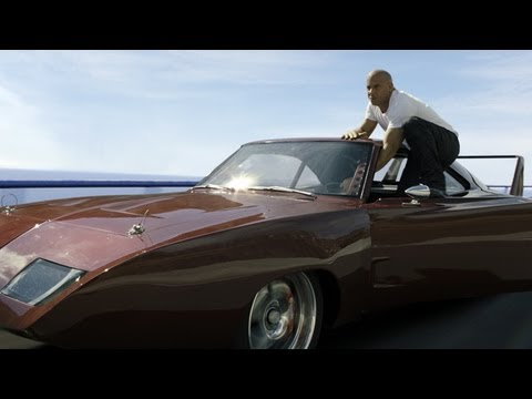 Video: This New 'Fast & Furious 6' Trailer Is Predictably Absurd