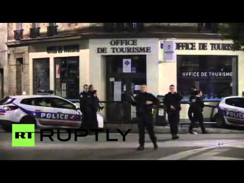 Paris Attacks: 1 Dead, 5 Arrested During Saint-Denis Raid,  A Woman Blew Herself Up