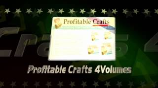 Profitable Crafts,1 to 4 YouTube video