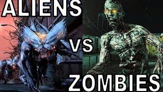 Nonton Rap Battle   Aliens Vs Zombies   Brysi  Ft  U4ix  Film Subtitle Indonesia Streaming Movie Download