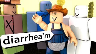 I acted like an idiot around scary Roblox myths