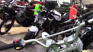 7. 2019 Kawasaki KLX 140 L - New Dirt Bike For Sale - Niles, Ohio