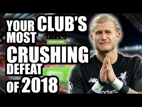 Your Club's Most Heartbreaking Defeat Of 2018 | EVERY PREMIER LEAGUE CLUB