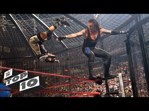Elimination Chamber Match eliminations: WWE Top 10