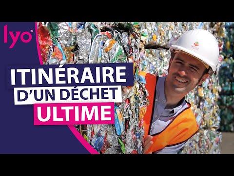 Que deviennent nos déchets ? Kermat : itinéraire d