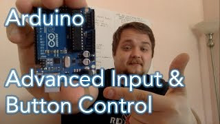 Contribute to the channel:https://www.patreon.com/EE_EnthusiastBlog Post & More Info:http://eeenthusiast.com/arduino-advanced-input-button-control-debouncing-counters-multitasking/In this tutorial, we are taking a step back and diving deep into advanced input & button control with Arduino. This is a highly requested topic on my videos as well as the Arduino website. I'm covering how to work with pull-ups, how to properly capture toggles inputs, how to debounce buttons and much more.Get in touch:Facebook: https://www.facebook.com/EEEnthusiastTwitter: https://twitter.com/EE_EnthusiastWebsite: http://eeenthusiast.comGitHub: https://github.com/VRomanov89Personal website: http://vladromanov.comSoftware:https://github.com/VRomanov89/EEEnthusiast/tree/master/03.%20Arduino%20Tutorials/01.%20Advanced%20Button%20Control/ButtonSketchRelevant Links:N/ARelevant Search Terms:EEEnthusiast, Vlad Romanov, Volodymyr Romanov, Arduino, Arduino, Arduino button debounce, arduino button, arduino button counter, Arduino tutorial, arduino IO, arduino inputs and outputs, arduino button tutorial, arduino programming, arduino multitasking, arduino uno, arduino pull up resistor, arduino led,