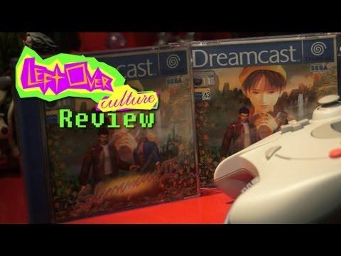 shenmue ii dreamcast vs xbox
