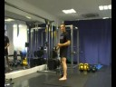 Kettlebell Swing Demonstration