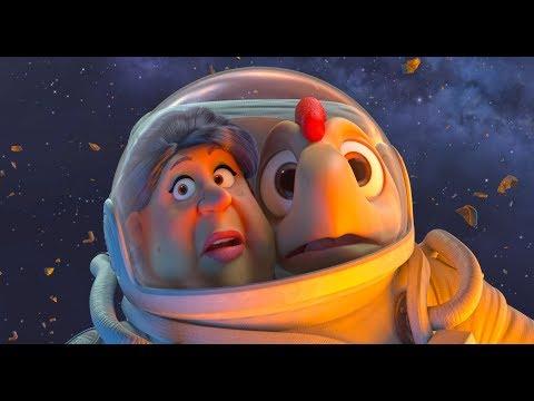 SPACE CHICKEN 3D - (AKA: El Condorito: The Movie) |HD - International Trailer - Animation, Family