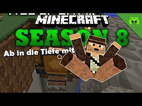 AB IN DIE TIEFE MIT DIR! «» Minecraft Season 8 # 83 | HD
