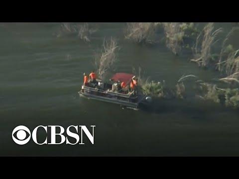 "Body found in search for missing ""Glee"" star Naya Rivera"