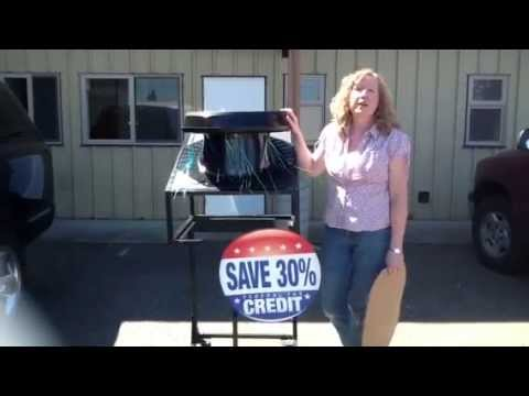 Solar Powered Attic Fan – Cool Your Home