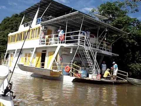 Pescaria da Turma da Casa. Pantanal/Porto Cercado em 2008
