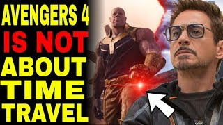 Video Avengers 4 Endgame Is NOT A Time Travel Movie MP3, 3GP, MP4, WEBM, AVI, FLV Desember 2018
