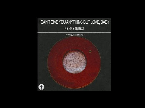 Louis Jordan - I Can't Give You Anything But Love lyrics