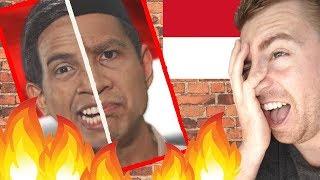Download Video Bule Gila REAKSI Ke Prabowo Vs Jokowi - Epic Rap Battle Of Presidency (LUAR BIASA) MP3 3GP MP4